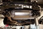 BMW E82 135I Schmiemann Exhaust 08