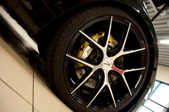 BMW E90 335I Big Brake Kit Kopi