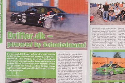 Drifter Dk Powered By Schmiedmann Bmw Power