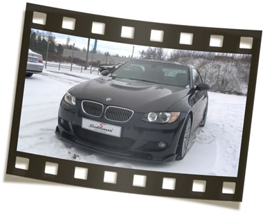 Bmw E93 335I Styling Video