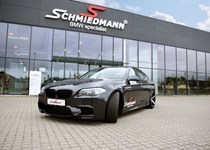 BMW F10 550I Schmiedmann S5