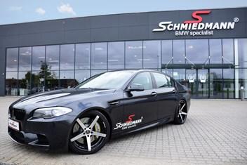Bmw F10 550I Schmiedmann S5 Rebuild 12