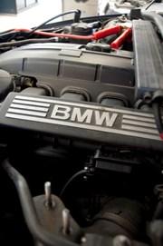 Bmw E91 Mosselman Manifold 2