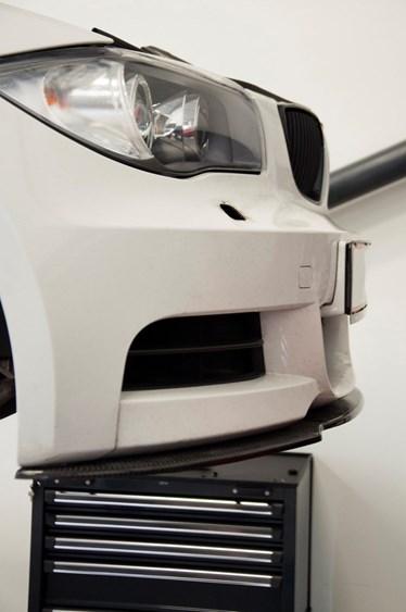 Bmw E82 135I Kwsuspension Kit Kercher Frontspoilerlip 2016 06 26