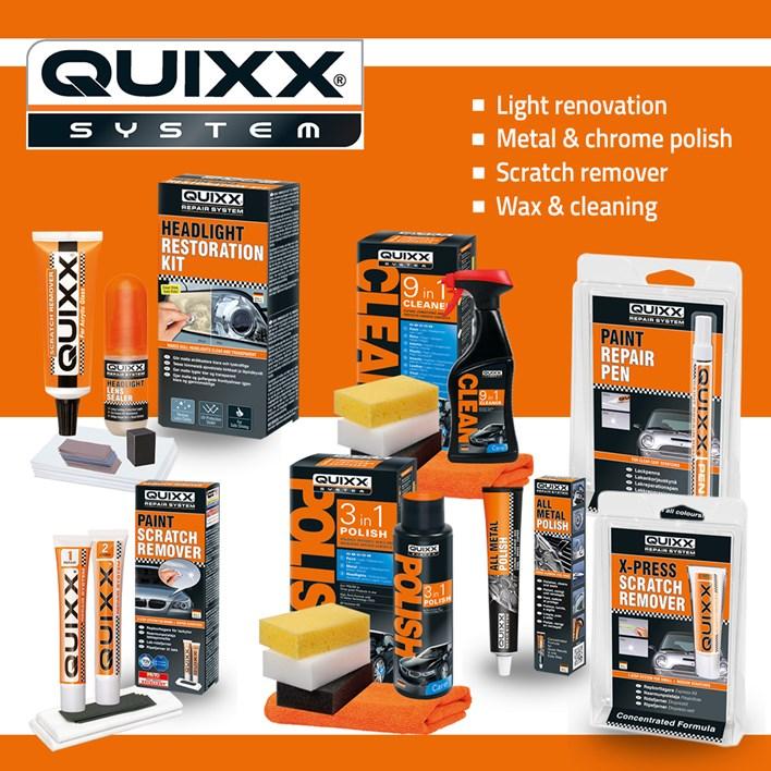 Quixx Campaign