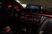 BMW F30 320I AC Trim Cover Light LCI 01