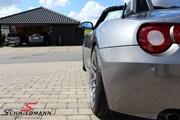 BMW EZ4 E85 Bilstein Pro Kit After Customer 25