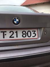 BMW E39 523I 7