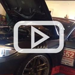 BMW F82 M4 Dyno 620Hk 1Dot65bar Video