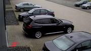 BMW X1 Seats
