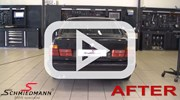 BMW E34 525I Sports Exhaust Video