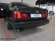 BMW E34 525I Sports Exhaust 2
