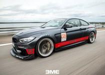 BMW F82 M4 Schmiedmann Sverige Asphalt Fieber 2016 7