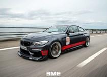 BMW F82 M4 Schmiedmann Sverige Asphalt Fieber 2016 1