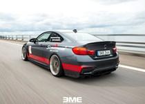 BMW F82 M4 Schmiedmann Sverige Asphalt Fieber 2016 2