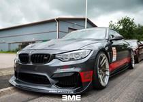 BMW F82 M4 Schmiedmann Sverige Asphalt Fieber 2016 3