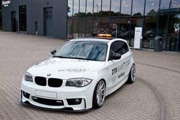 BMW E87 120D DTM Safety Car 2
