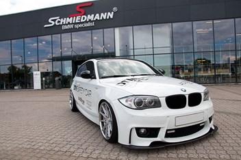 BMW E87 120D DTM Safety Car 4