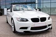 BMW E92 M3 Hamann Frontspoiler Lip 4