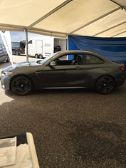 Motorfestival BMW M2 2