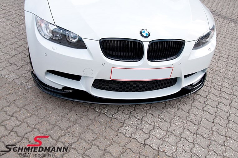 BMW E92 M3 Hamann Frontspoiler Lip 1