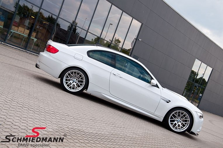 BMW E92 M3 Hamann Frontspoiler Lip 2