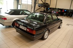 BMW E30 320IS M3 S14 6