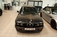 BMW E30 320IS M3 S14 1