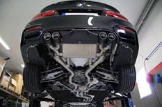 BMW F82 M4 Akrapovic 04