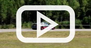 Bilsport Test Drive BMW F82 M4 Schmiedmann Sverige Video