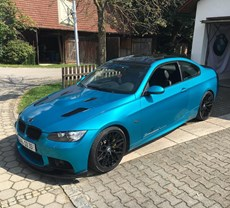 BMW E92 335D Styling 02