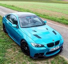 BMW E92 335D Styling 01