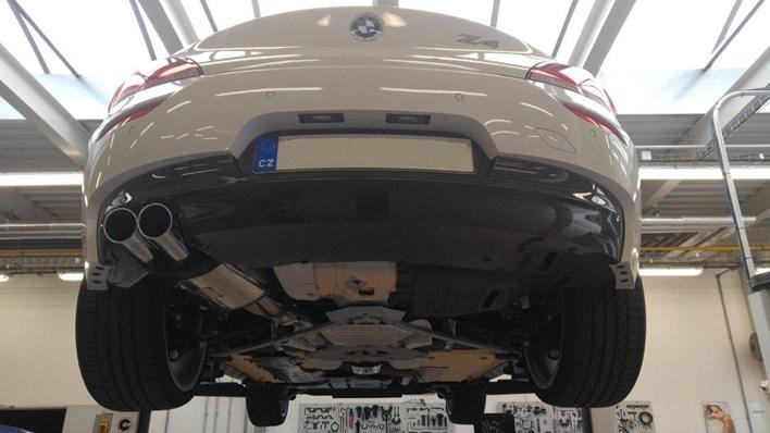 BMW Z4 E89 Supersprint Exhaust 5
