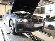 BMW E92 335I Angle Eyes LED Upgrade 3