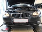 BMW E92 335I Angle Eyes LED Upgrade 2