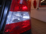 Bmw E46 330I Rear Lights Silvervision Los 01