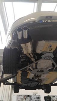 BMW Z4 E89 Supersprint Exhaust 4