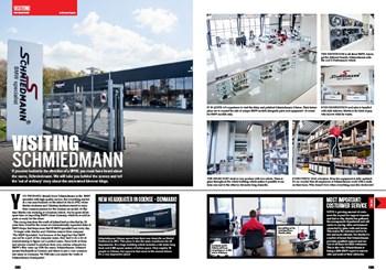 Boosted Magazine Visits Schmiedmann Odense 1