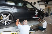 BMW F10 550I Schmiedmann Carbon Streamer 4