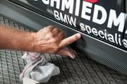 BMW F10 550I Schmiedmann Carbon Streamer 6