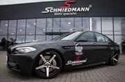 BMW F10 550I Schmiedmann Carbon Streamer 9