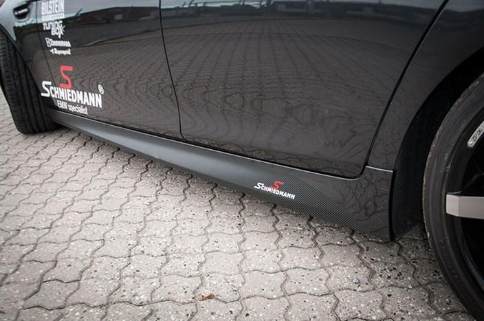 BMW F10 550I Schmiedmann Carbon Streamer 10