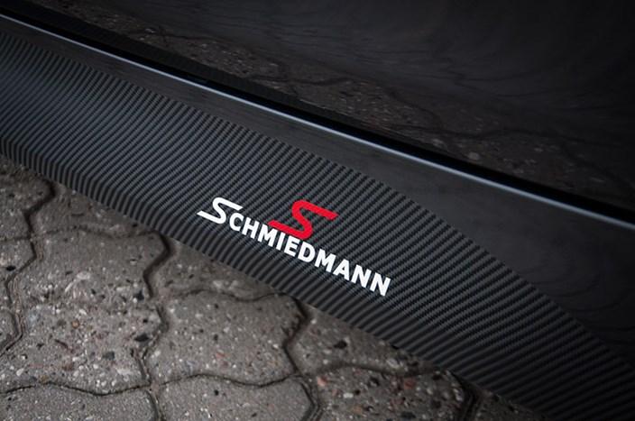 BMW F10 550I Schmiedmann Carbon Streamer 11