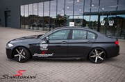 BMW F10 550I Schmiedmann Carbon Streamer 12