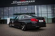 BMW F10 550I Schmiedmann Carbon Streamer 1