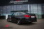 BMW F10 550I Schmiedmann Carbon Streamer 1