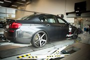 BMW F10 550I Schmiedmann Carbon Streamer 2