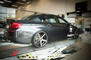 BMW F10 550I Schmiedmann Carbon Streamer 2