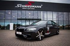 Bmw F10 550I Schmiedmann S5 20 09 201617