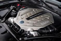 Bmw F10 550I Schmiedmann S5 20 09 201611